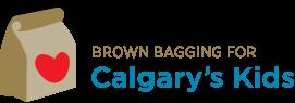 Brown Bagging for Calgary's Kids logo